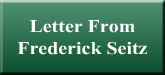 Letter From Frederick Seitz